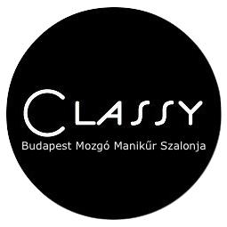 Classy Budapest Mozgó Manikűr Szalonja logó