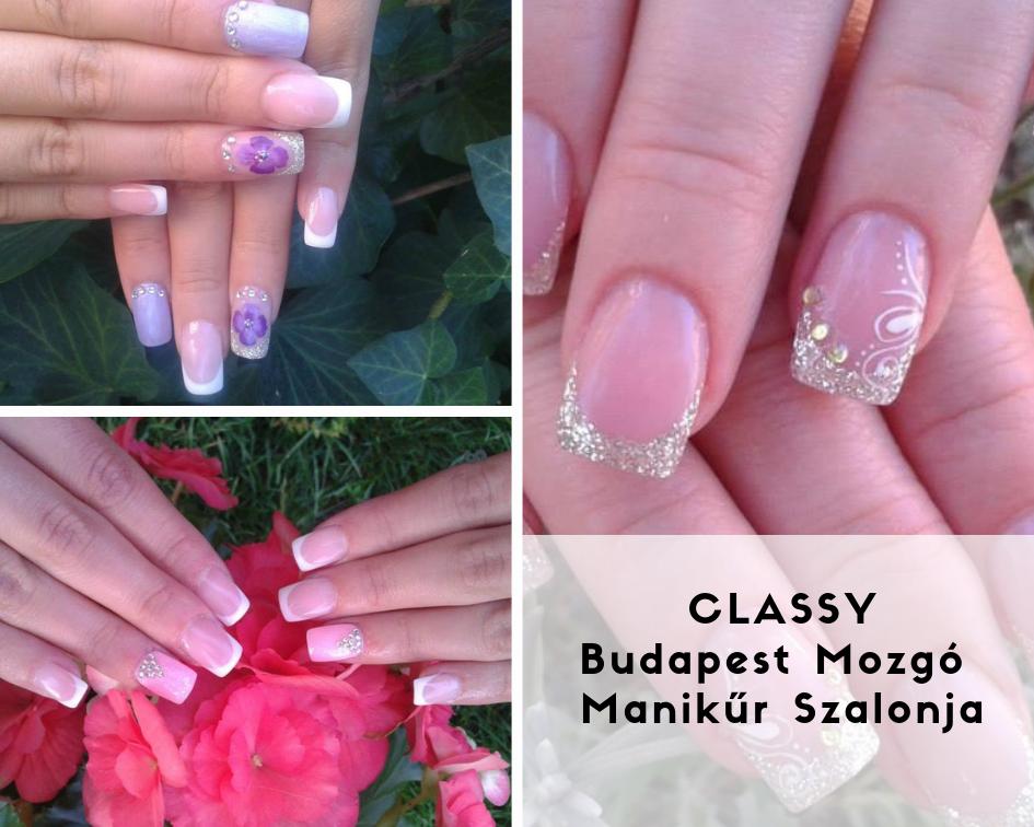 Classy - Budapest Mozgó Manikűr Szalonja - referencia